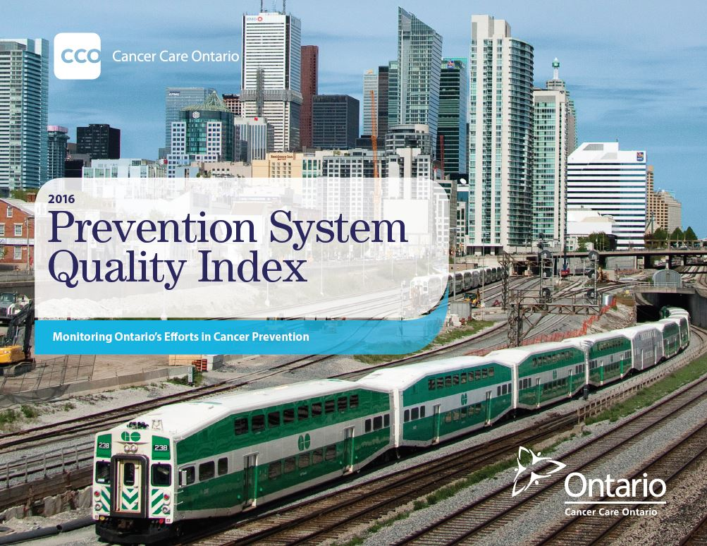 Prevention System Quality Index 2016